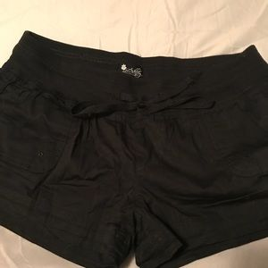 Pants - Black shorts size medium juniors